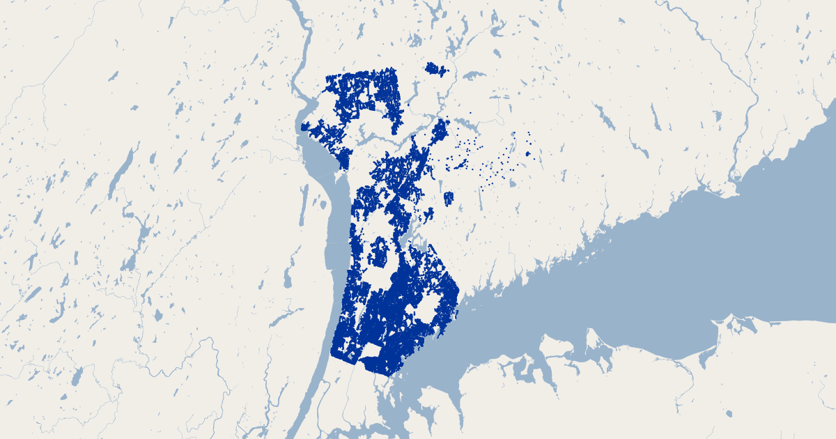 Westchester County, New York Fire Hydrants | GIS Map Data